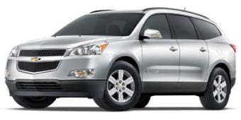 Chevrolet Traverse in Arlington