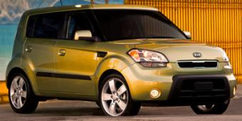 Kia Soul in Milwaukee