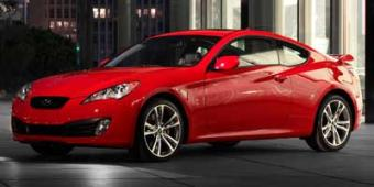 Hyundai Genesis Coupe in Burke