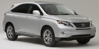 Lexus RX 450h in Greenville