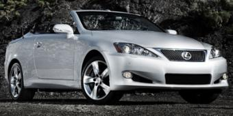 Lexus IS 350C in Richmond