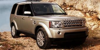 Land Rover LR4 in Jacksonville