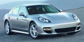 Porsche Panamera in Palm Beach
