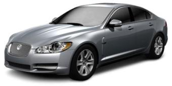 Jaguar XF in Douglasville