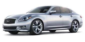 Infiniti M56 in New Bern