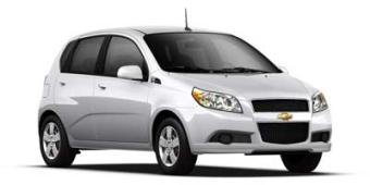 Chevrolet Aveo5 in Oklahoma City