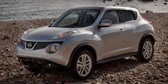 Nissan Juke in Washoe Valley