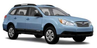 Subaru Outback in Denver