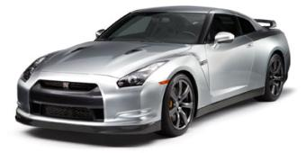 Nissan GT_R in Columbus