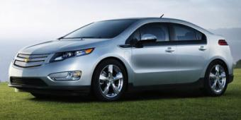 Chevrolet Volt in Albany