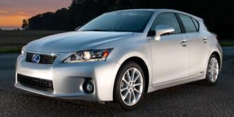 Lexus CT Models in Greensboro