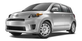 Scion xD in Columbia