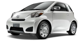 Scion iQ in Charles City
