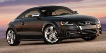 Audi TTS in Little Rock