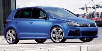 Volkswagen Golf R in Dublin