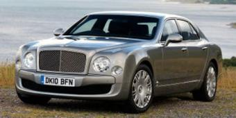 Bentley Mulsanne in Spanaway