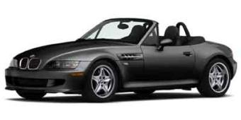 BMW M Roadster in Shoreview