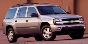 Chevrolet TrailBlazer EXT in Dallas/Ft. Worth