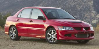 Mitsubishi Lancer Evolution in Riverdale
