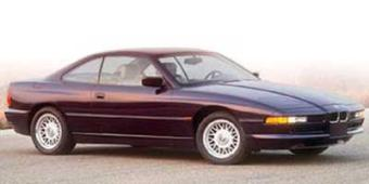 BMW 850CSi in Westland