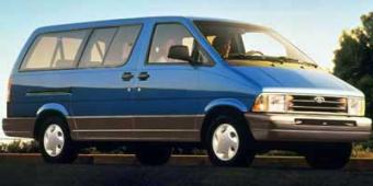 Ford Aerostar in Fort Washakie