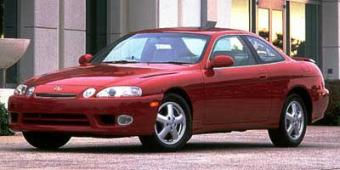 Lexus SC 400 in St. Louis
