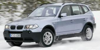 BMW X3 in Okemos