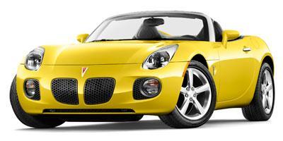 2009 Pontiac Solstice Convertible Prices Amp Reviews