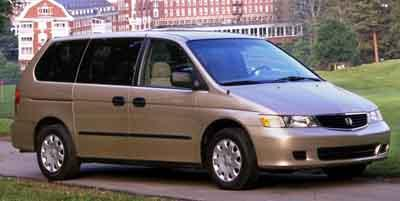 2000 Honda Odyssey Van Prices Amp Reviews