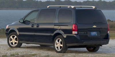 2007 Chevrolet Uplander Van - Prices & Reviews