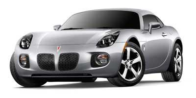 2009 Pontiac Solstice Coupe Prices Amp Reviews