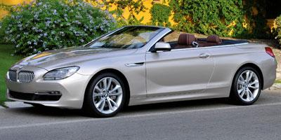 2012 BMW 640i Convertible  Prices  Reviews