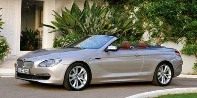 BMW I Convertible Prices Reviews - Bmw 640i convertible 2014