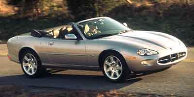 2000 jaguar xkr convertible