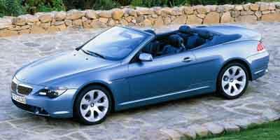 BMW Ci Convertible Prices Reviews - 2004 bmw 645 convertible for sale