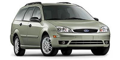 2007 Ford Focus Wagon - Prices & Reviews