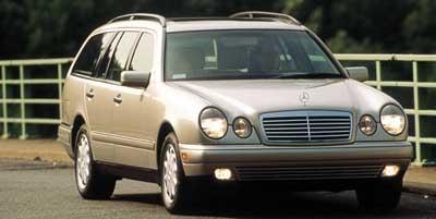 1999 Mercedes Benz E Class Wagon
