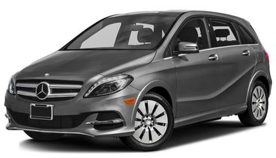 2016 Mercedes Benz B Class Electric Drive Hatchback Prices Reviews