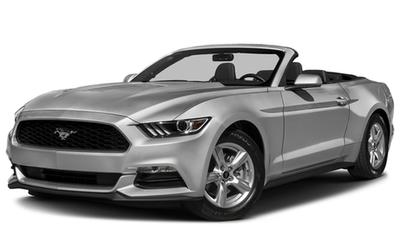 2017 Ford Mustang Convertible Prices Reviews