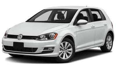 2017 volkswagen golf hatchback prices reviews. Black Bedroom Furniture Sets. Home Design Ideas