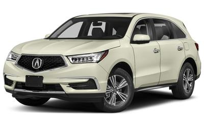 2018 Acura MDX Sport Utility - Prices & Reviews