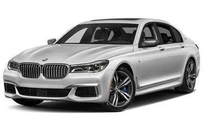 2018 bmw m760i xdrive sedan prices reviews. Black Bedroom Furniture Sets. Home Design Ideas
