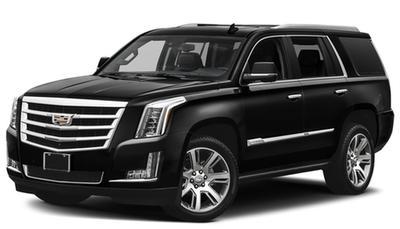 2018 Cadillac Escalade Sport Utility - Prices & Reviews
