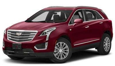 2018 Cadillac XT5 Sport Utility Crossover - Prices & Reviews