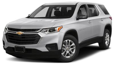 2018 Chevrolet Traverse Sport Utility Crossover - Prices ...
