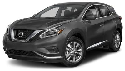 2018 Nissan Murano Sport Utility Crossover - Prices & Reviews