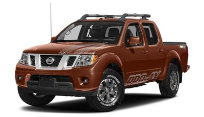 2018 Nissan Frontier Truck - Prices & Reviews