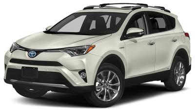 2018 Toyota RAV4 Sport Utility Crossover - Prices & Reviews