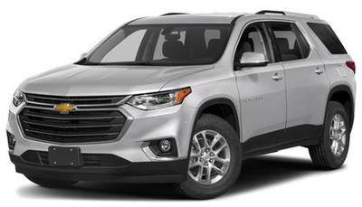 2019 Chevrolet Traverse Sport Utility Crossover - Prices