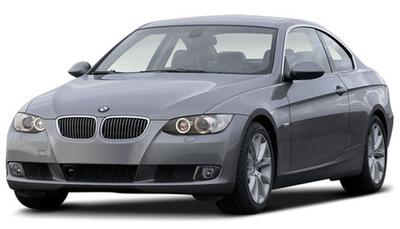 2008 bmw 335i coupe mpg
